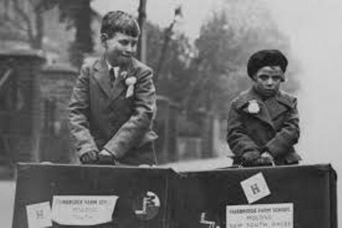Child Migration Images