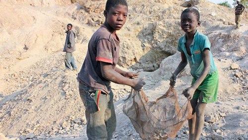 Child Slavery Image