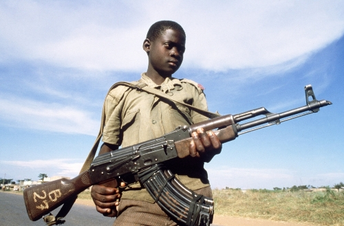 Child Soldiers Facts