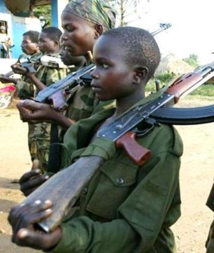 Child Soldiers Pictures