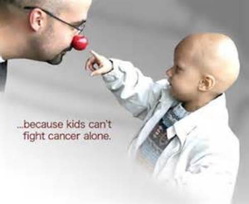 Childhood Cancer Image