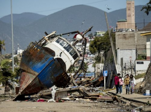 Chile Earthquake Facts