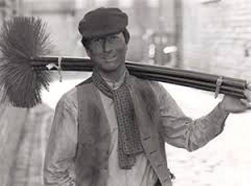 Chimney Sweep Pic
