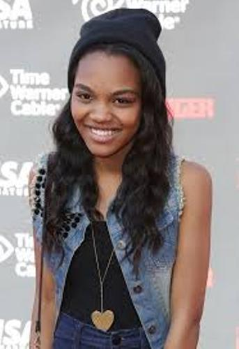 China Anne Mcclain Pic