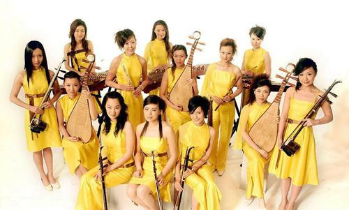 China Music Group
