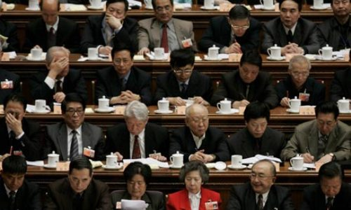 China's Government Pic