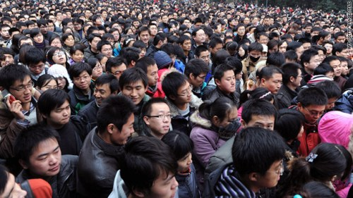 China's Population Facts