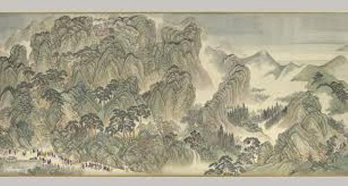 Chinese Landscape Painting Facts