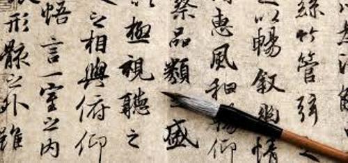 Chinese Language Pic