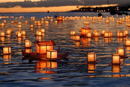 Chinese Lantern festivals