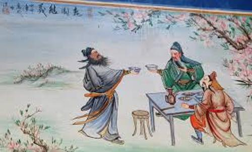 Chinese Literature Pictures