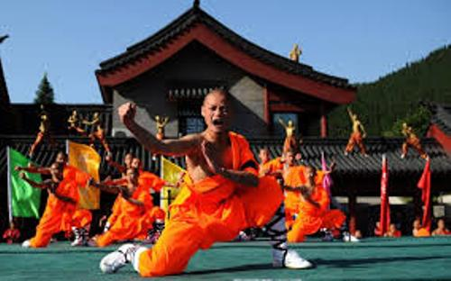 Chinese Martial Art Image