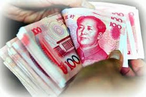 Chinese Money Image