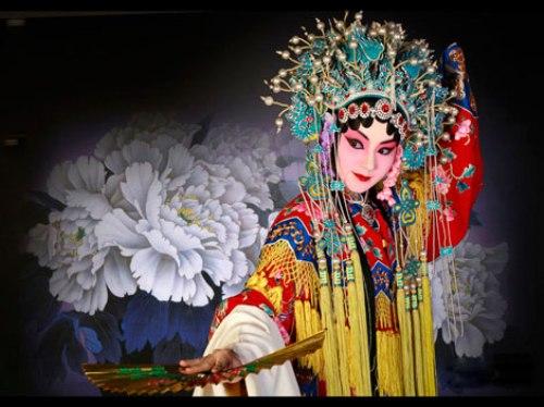 Chinese Opera Image