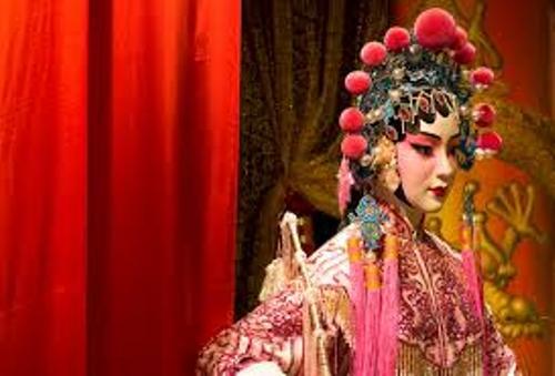 Chinese Opera Pic