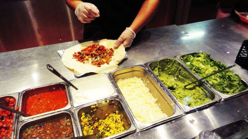 Chipotle MChipotle Mexican Grill Picexican Grill Pic
