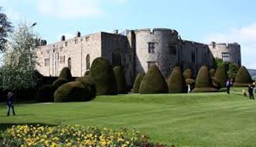 Chirk Castle Garden