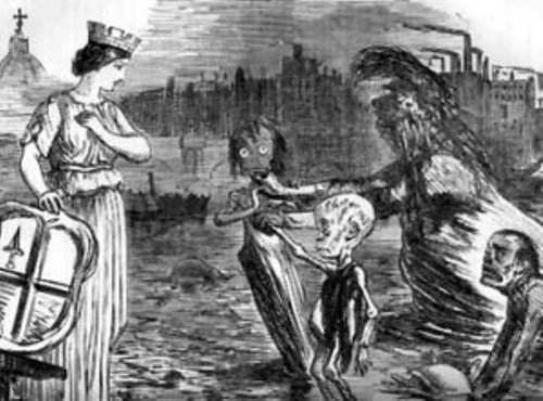 Cholera in Victorian Times Facts