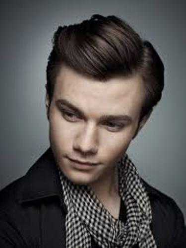 Chris Colfer Pic