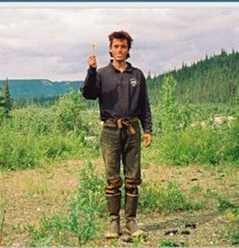 Chris McCandless Photo