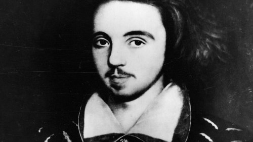 Christopher Marlowe Poet