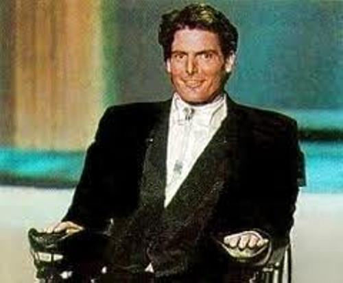 Christopher Reeve Pic
