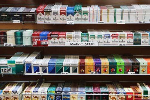 Cigarettes Pic