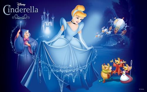 Cinderella Cartoon