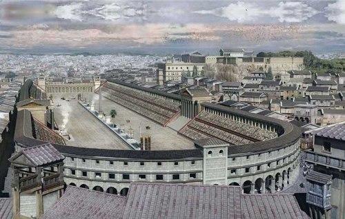 Circus Maximus Facts