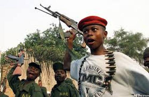 Facts about Child Soldiers