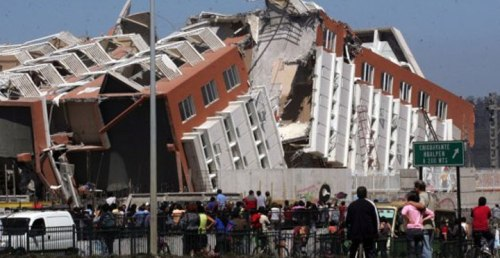 Facts about Chile Earthquake