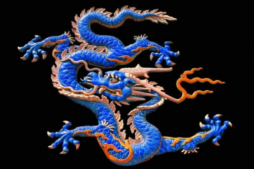 Facts about Chinese Dragons