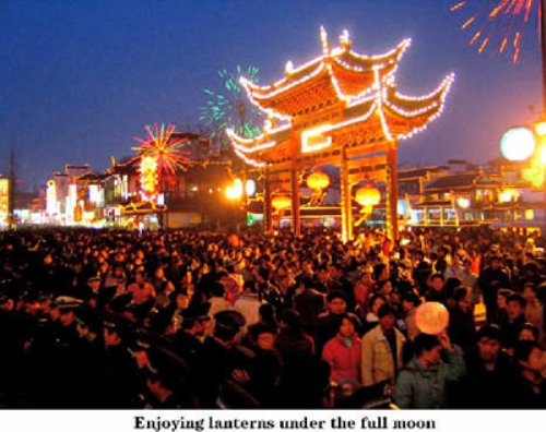 Facts about Chinese Festivals