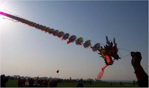 Facts about Chinese Kites