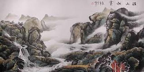 Facts about Chinese Landscape Painting