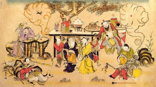 Facts about Chinese Literature