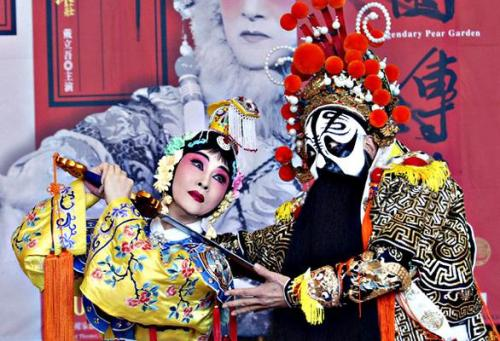 Facts about Chinese Opera