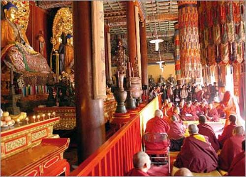 Facts about Chinese Religion