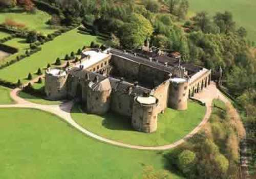 Facts about Chirk Castle