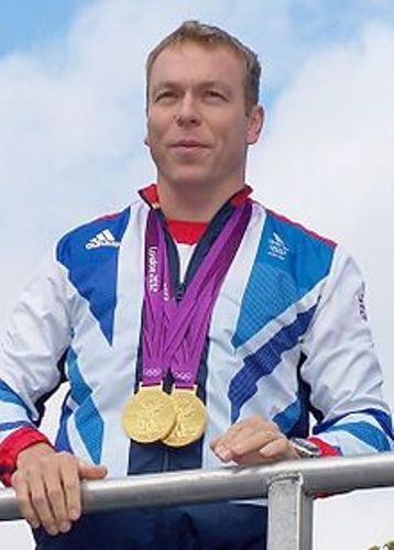 Facts about Chris Hoy