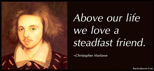 Facts about Christopher Marlowe