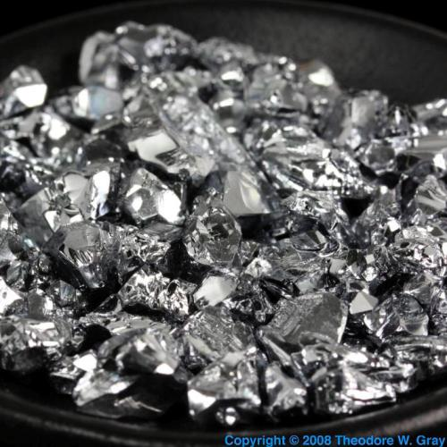 Facts about Chromium