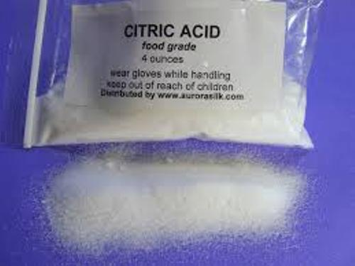 Citric Acid Pic