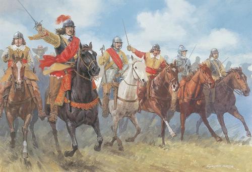 Civil English War Image