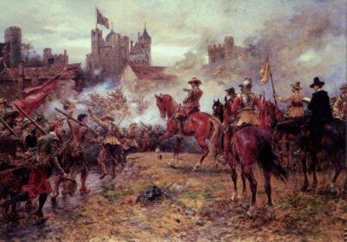 Civil English War Pic