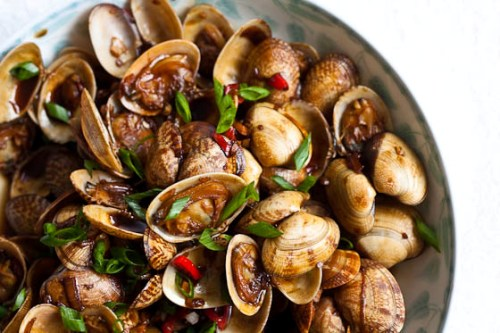 Clams Food