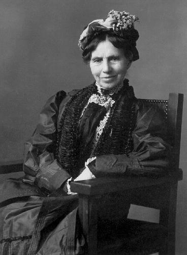 Clara Barton Nurse