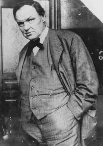 Clarence Darrow Image
