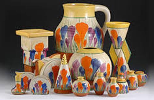 clarice cliff View clarice cliff's 925 artworks on artnet from exhibitions to biography, news to auction prices, learn about the artist and see available design for sale.