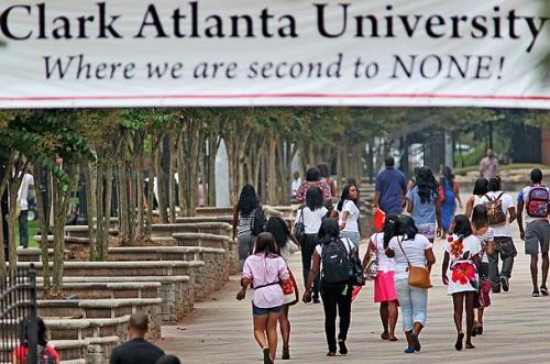 Clark Atlanta University Image